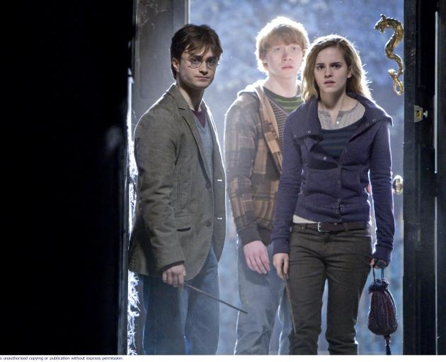 Warner could easily hoard the entire Harry Potter franchise to its own platform. Photo: Supplied