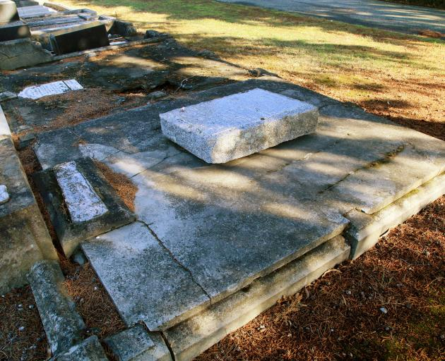 The family plot of Victoria Cross recipient Sergeant Henry Nicholas is set to be repaired by the...