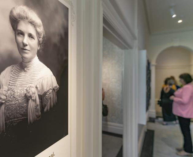 Kate Sheppard's former Clyde Rd home is now open to the public. Photo: Newsline
