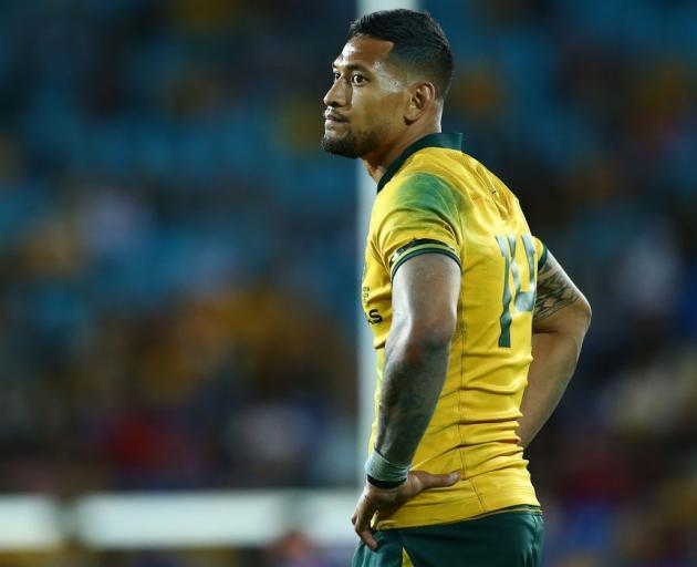 The 30-year-old fullback had his lucrative $4 million contract terminated last month. Photo:...