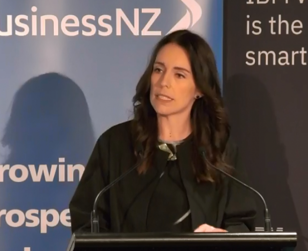Jacinda Ardern said Education Minister Chris Hipkins would announce proposals to reform the...