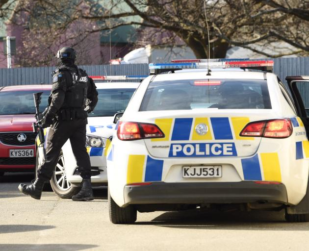 Police in Eastern Southland and Invercargill are armed while the search for Hori Gemmell...