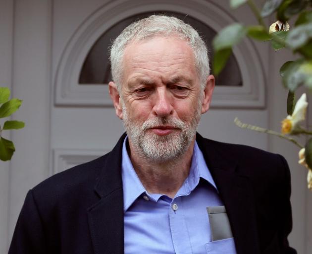 Labour leader Jeremy Corbyn, Photo: Reuters
