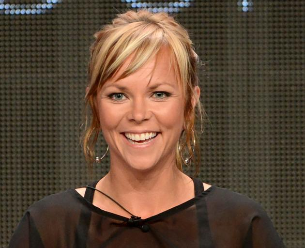 Jessi Combs also appeared in TV shows including MythBusters. Photo: Reuters