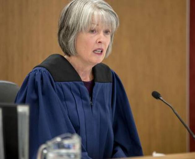 Chief Coroner Judge Deborah Marshall.  Photo: NZ Herald