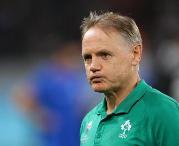 """Joe Schmidt: """"If I had my time over I might do it a little bit differently. Unfortunately my time..."""