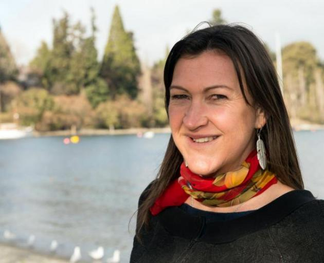 Queenstown Lakes Community Housing Trust executive officer Julie Scott. Photo: Supplied