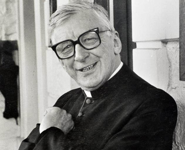 Bishop John Kavanagh. Photo: ODT files