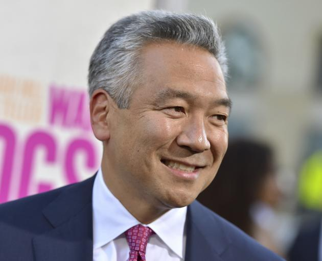 Kevin Tsujihara was the head of one of  Hollywood's most powerful studios. Photo: Invision via AP