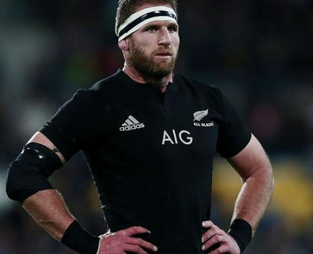 Kieran Read was injured on the recent northern hemisphere tour. Photo: Getty Images