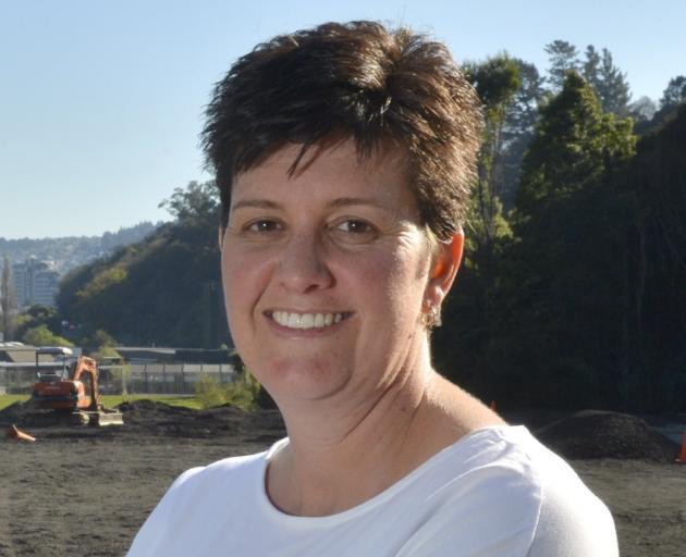 Mountain Biking Otago president Kristy Booth. Photo: ODT files