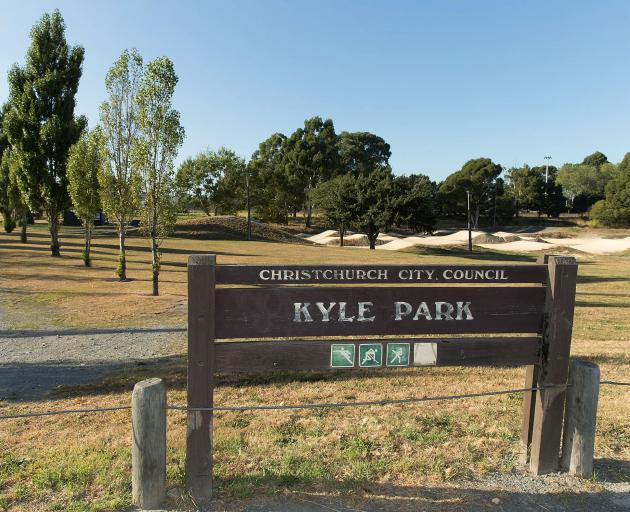 Kyle Park is the chosen location for the planned new Hornby mega-facility. Photo: Geoff Sloan