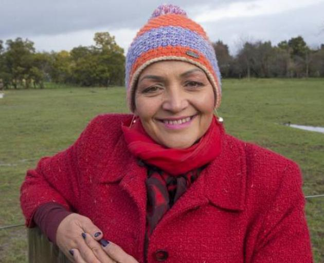Marama Fox: confident the Maori Party could end up with as many as five MPs. Photo: NZ Herald