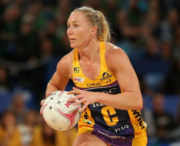 Laura Langman of the Sunshine Coast Lightning. Photo: Getty Images