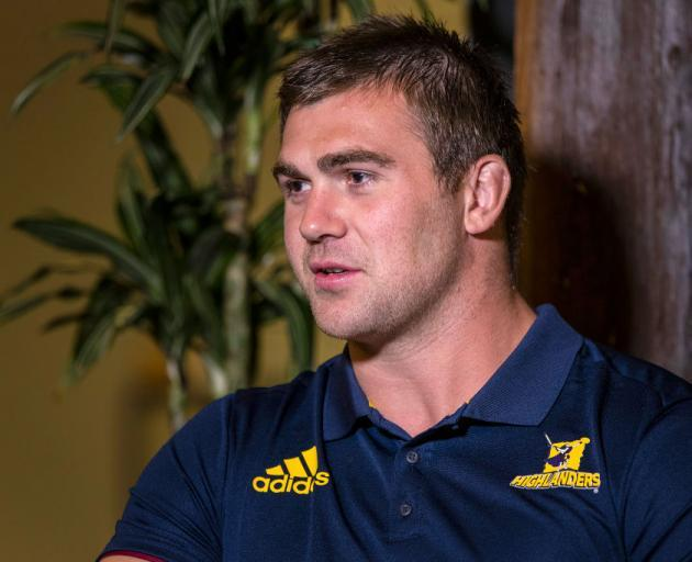 Liam Squire's had a poor run with injury over the past few years for both the Highlanders and the...