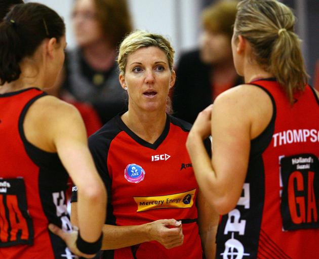 Mahon-Stroud played provincial netball for Canterbury before going onto coach the Tactix for...