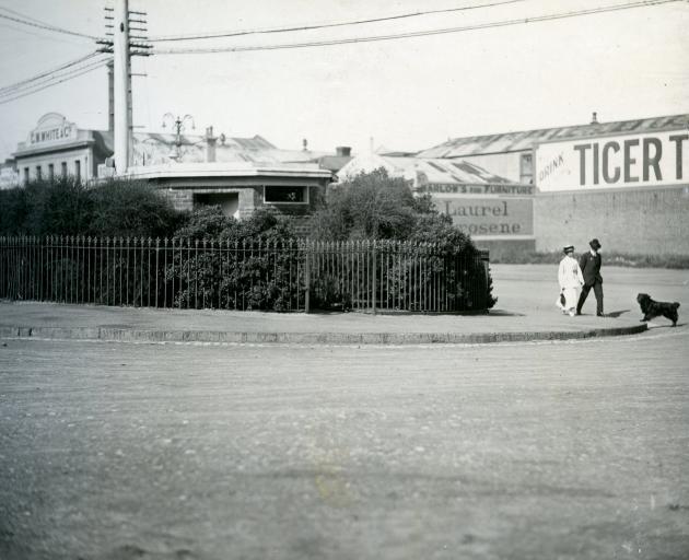 Manor Place toilets. Photo: DCC archive