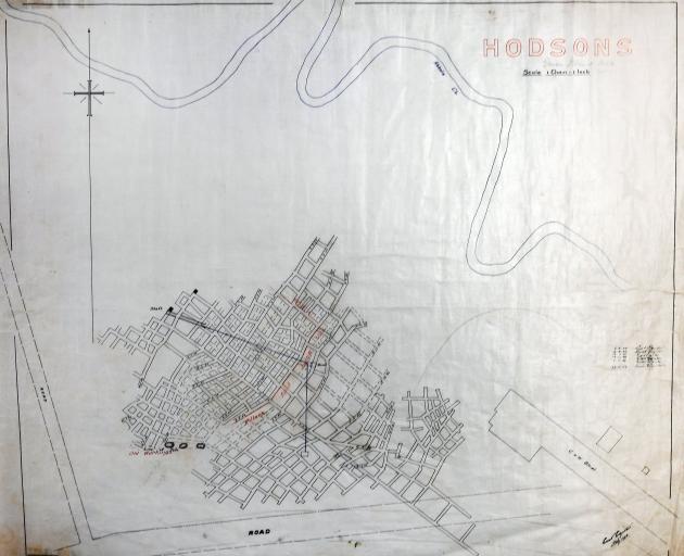 Brighton mining maps.