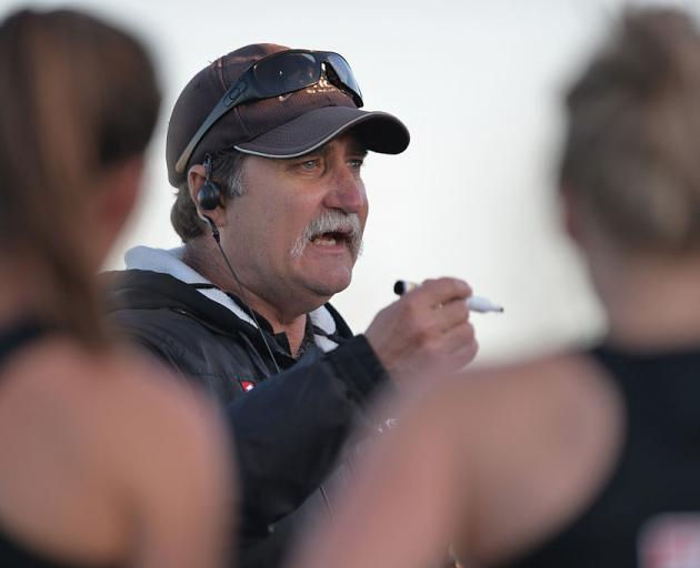 Mark Hager resigned as Black Sticks coach last month to take charge of the Great Britain women's...