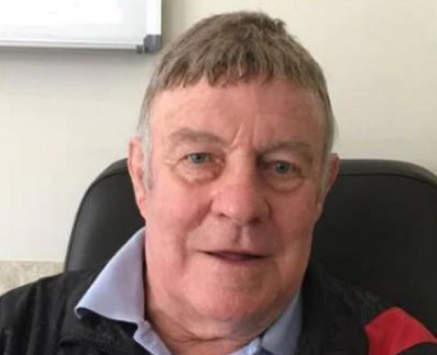 Mike McLennan has been missing since Wednesday afternoon. Photo: supplied via NZ Herald