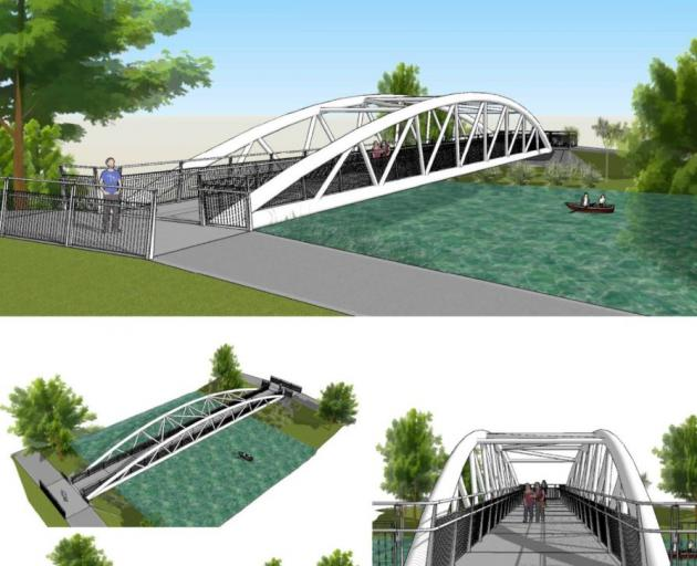 An artist's impression of the new Medway bridge. Image: Newsline / CCC