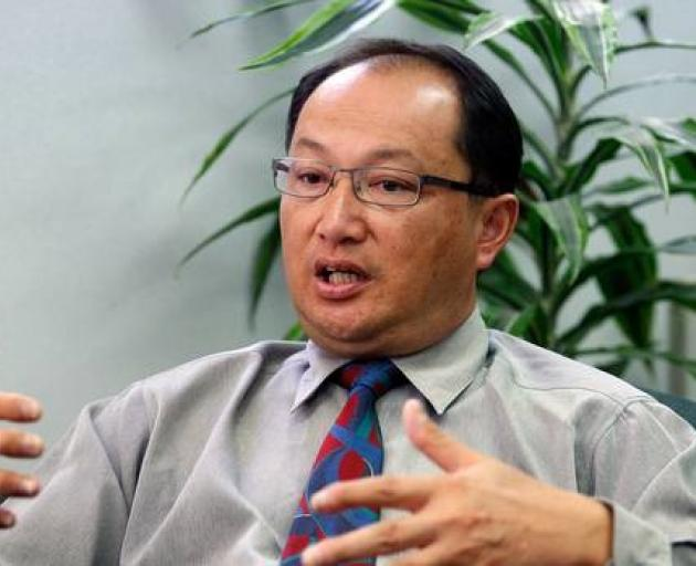 Meng Foon says New Zealand is a great country but there's still work to do on race issues. Photo:...