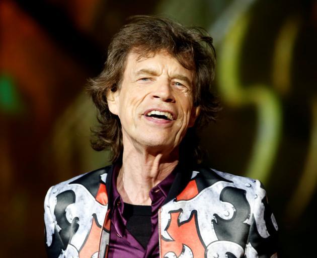 Mick Jagger underwent surgery this week. Photo: Reuters