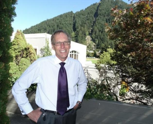 QLDC chief executive Mike Theelen. Photo: ODT files