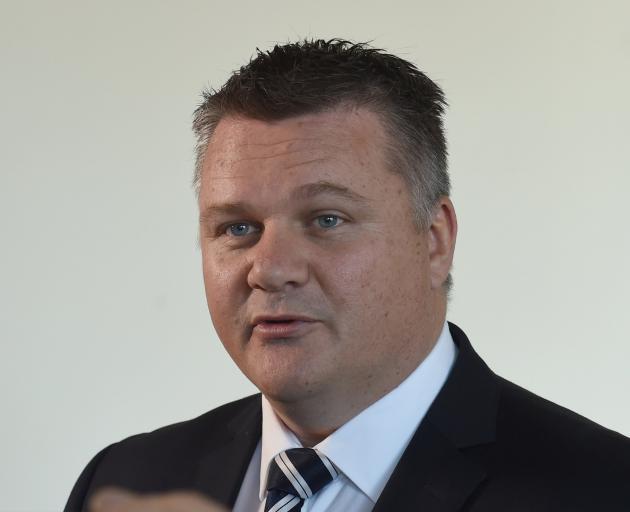 Fonterra chief executive Miles Hurrell. Photo: ODT files