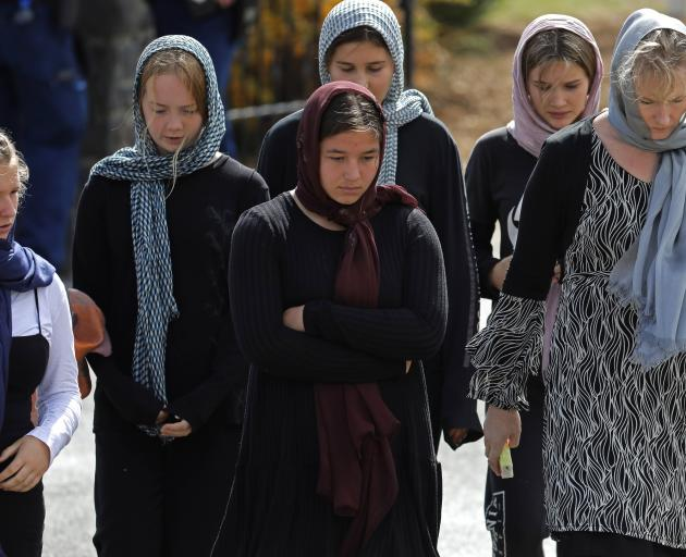 More funerals were taking place in Christchurch on Thursday. Photo: AP