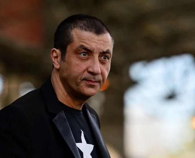 Toulon owner  Mourad Boudjellal. Photo: Getty Images