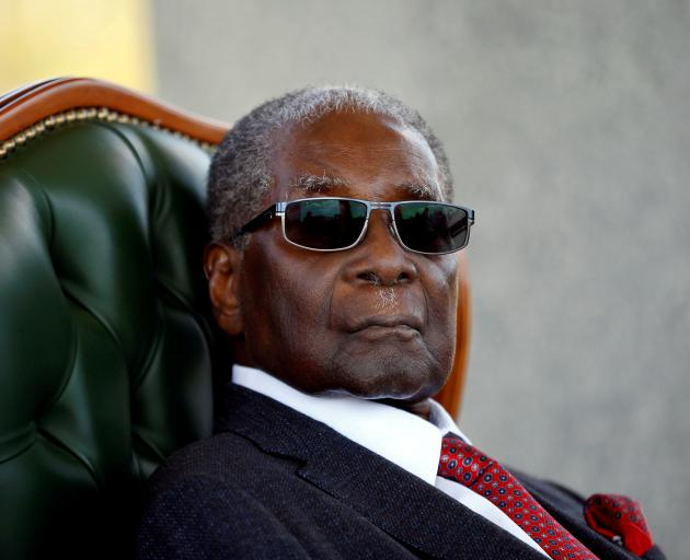 Robert Mugabe ruled Zimbabwe for 37 years before being ousted by his own army in 2017. Photo:...