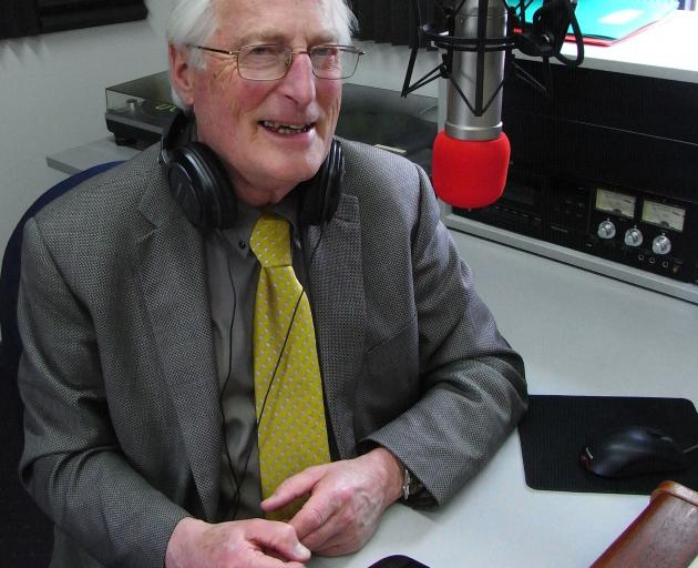 Veteran political journalist Neale McMillan. Photo: Supplied