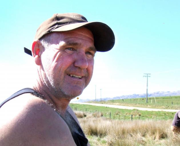 Pete Aitken hopes landowners and businesses in the area will take advantage of the funding...