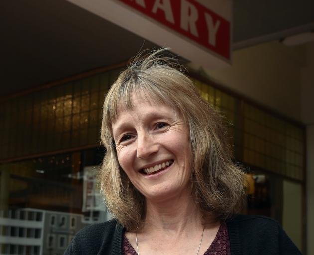 City of Literature director Nicky Page. Photo: ODT files