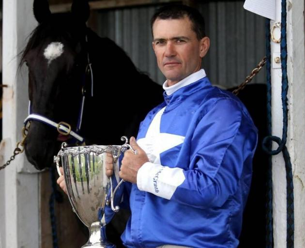 Prominent Canterbury harness racing identity Nigel McGrath was disqualified from holding a...