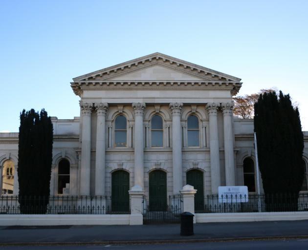 The Oamaru Courthouse. Photo: ODT files
