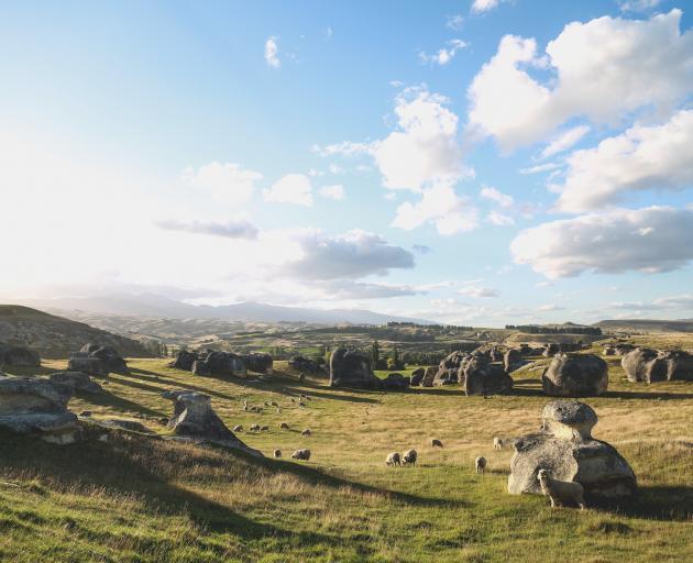 Elephant Rocks. Photo: Rebecca Ryan