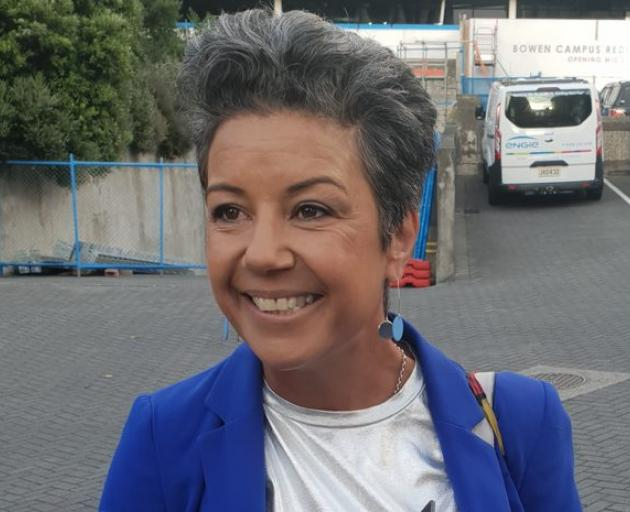 National Party deputy leader Paula Bennett. Photo: RNZ