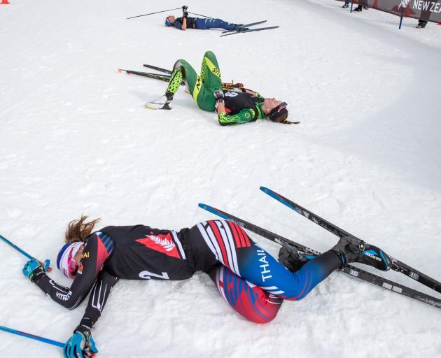 Photo: Iain McGregor/ Winter Games NZ