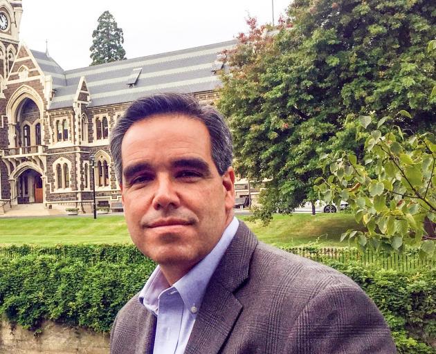 Prof Miguel Quinones-Mateu. Photo: Supplied