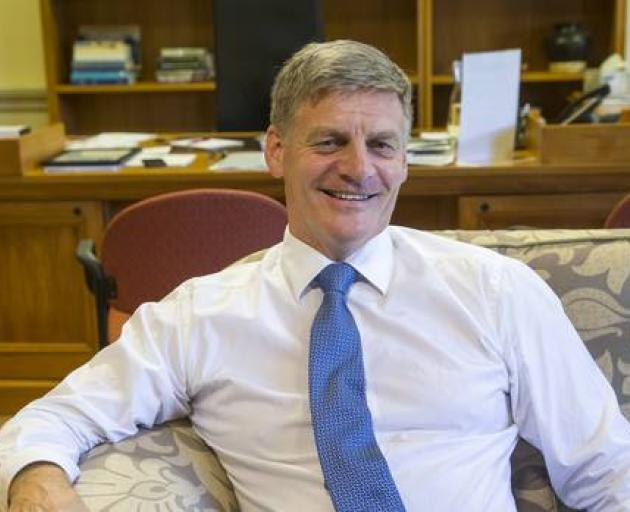 Bill English retired from Parliament in March this year. Photo: NZ Herald