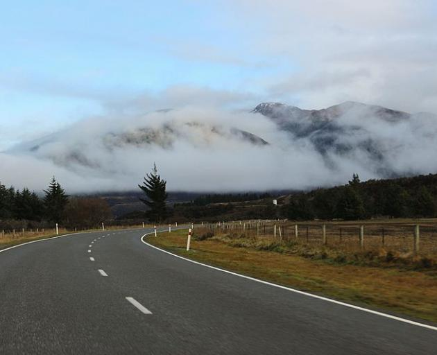 The Lewis Pass. Photo: ODT files