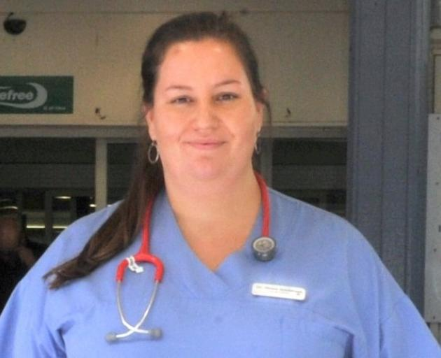 """Dr Rosa Tobin Stickings: """"I signed up for a career of looking after patients and helping people..."""