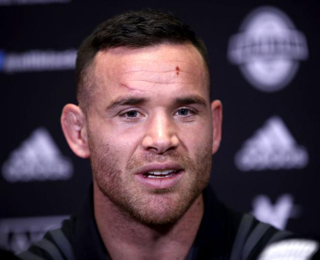 Ryan Crotty made his All Blacks debut against the Wallabies in Sydney in 2013, and has earned 44...