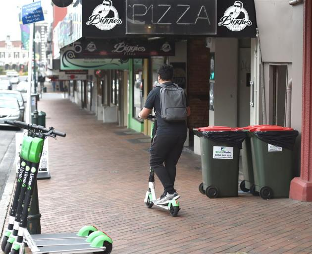 Last month, Lime's e-scooters were suspended in Auckland and Dunedin after a braking glitch...