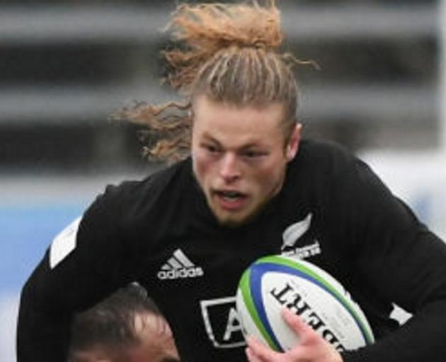Scott Gregory represented New Zealand in the  World Rugby U20 Championship earlier this year....