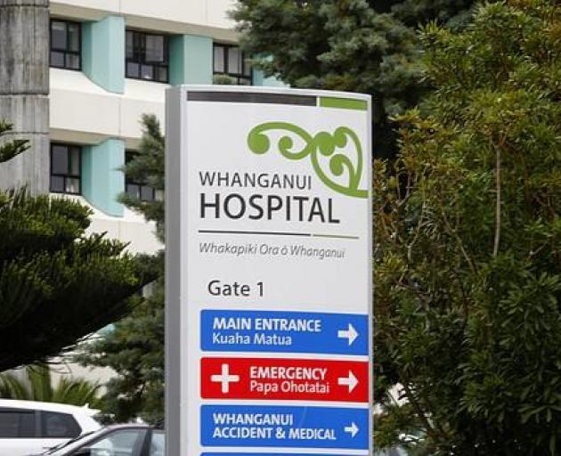 The offending was discovered when the junior doctor was stood down by the Whanganui District...