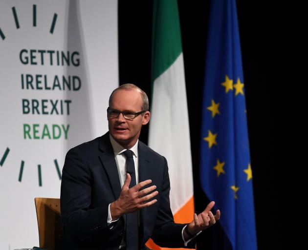 Simon Coveney  Ireland reuters