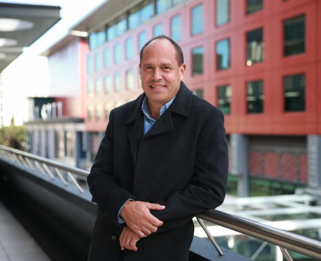 SkyCity CEO Graeme Stephens. Photo: Supplied